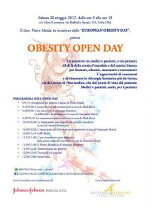 Obesity Open Day
